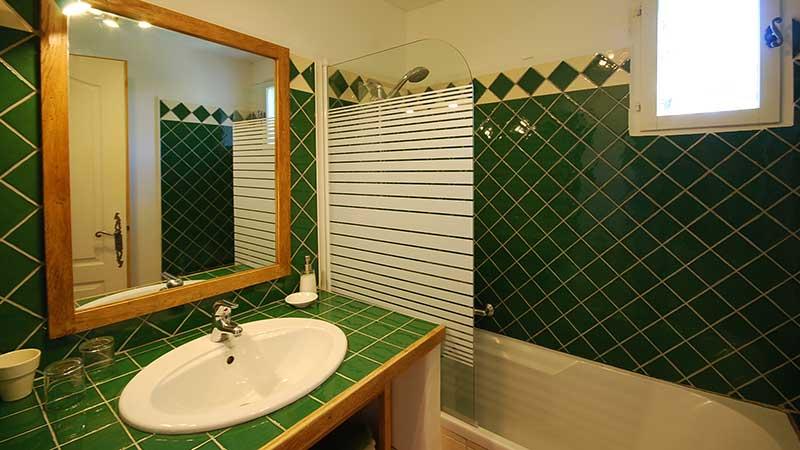 Salle de bain - Le Gîte